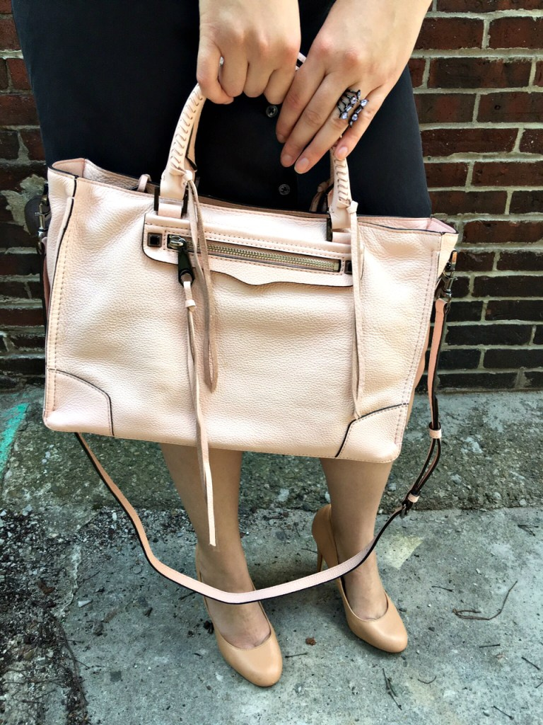 rebecca-minkoff-tote-and-ring