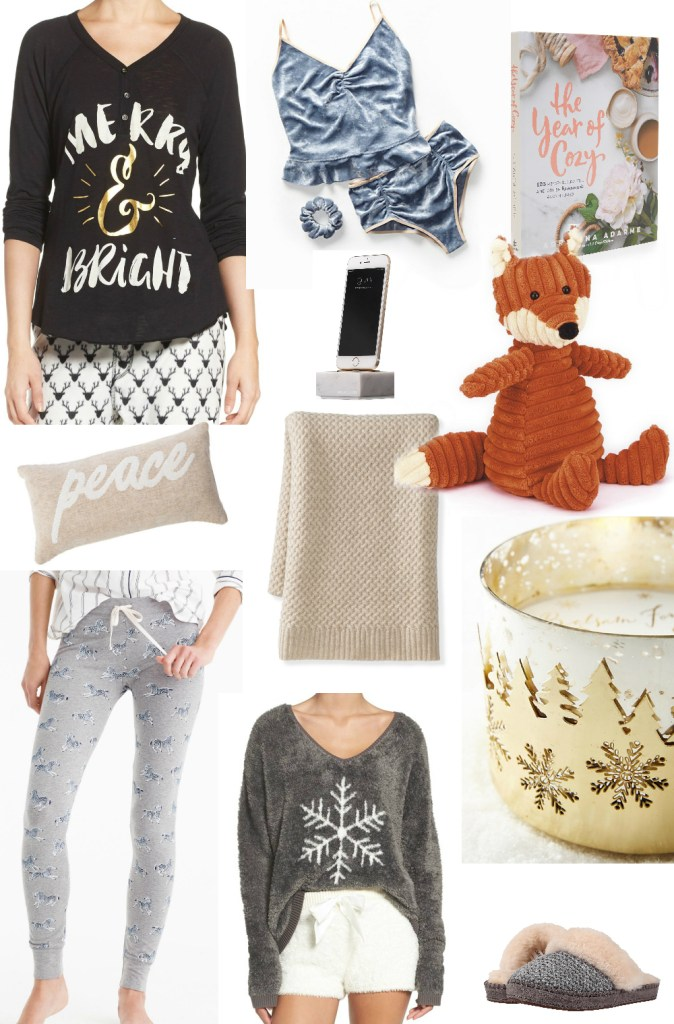 A Cozy Comforts Gift Guide for The Homebody on Your List!