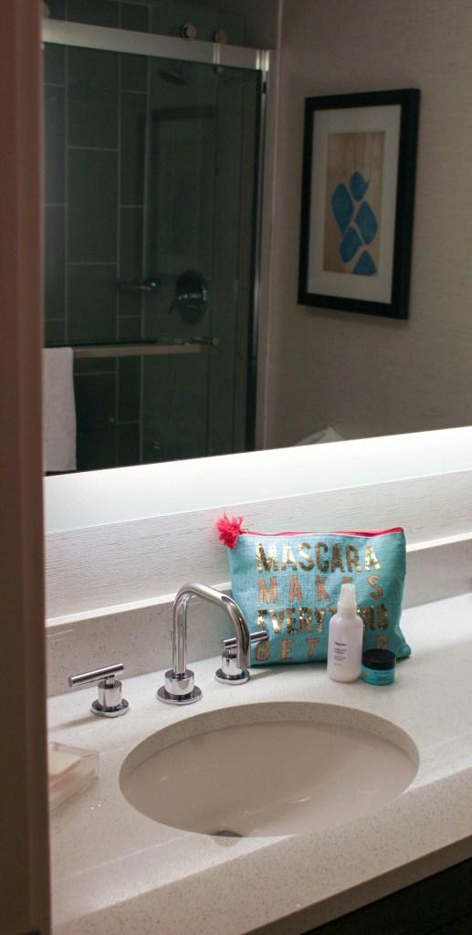 Hilton Boston Dedham Bathroom Vanity