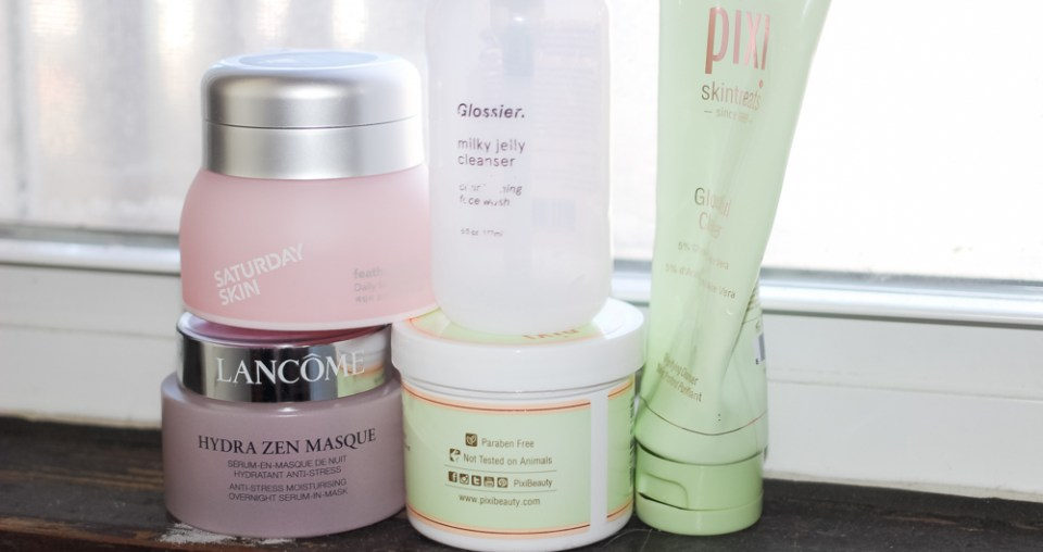 Lazy Girl's Winter Skincare Routine