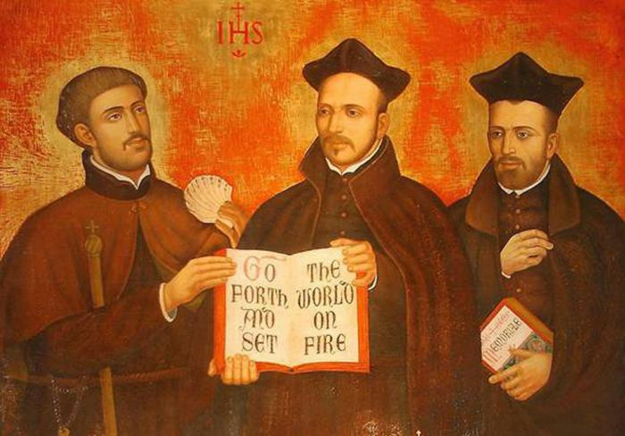 Image result for jesuits