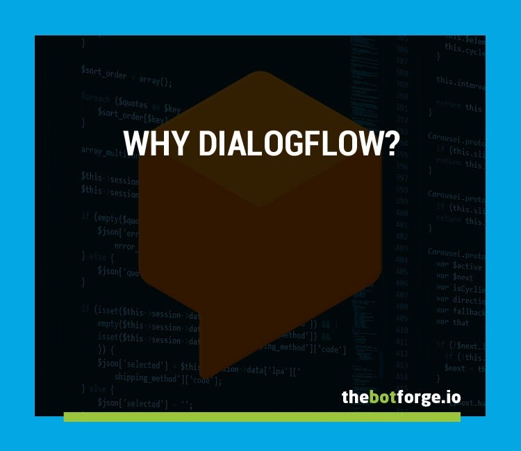 Why Dialogflow? - The Bot Forge