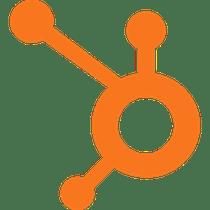 Hubspot logo - chatbot integration