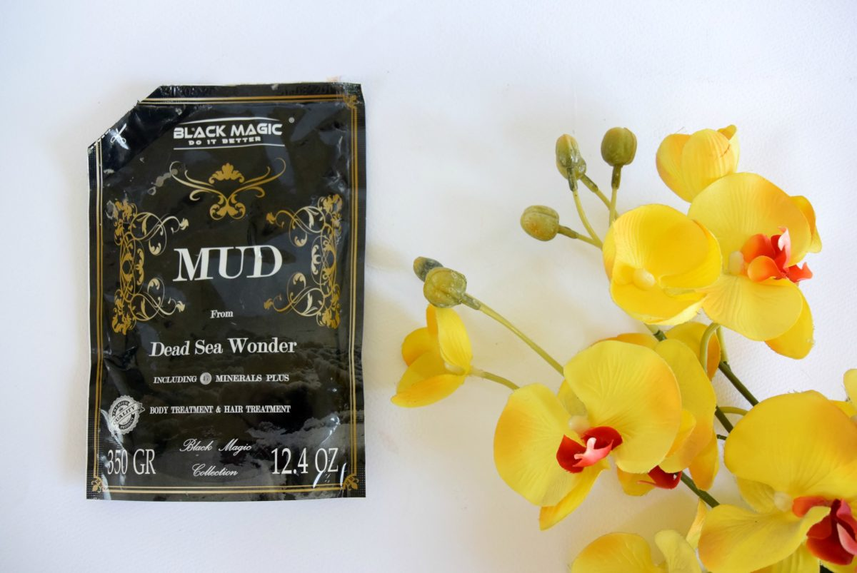 Dead Sea Mud Mask - A Nature's Wonder