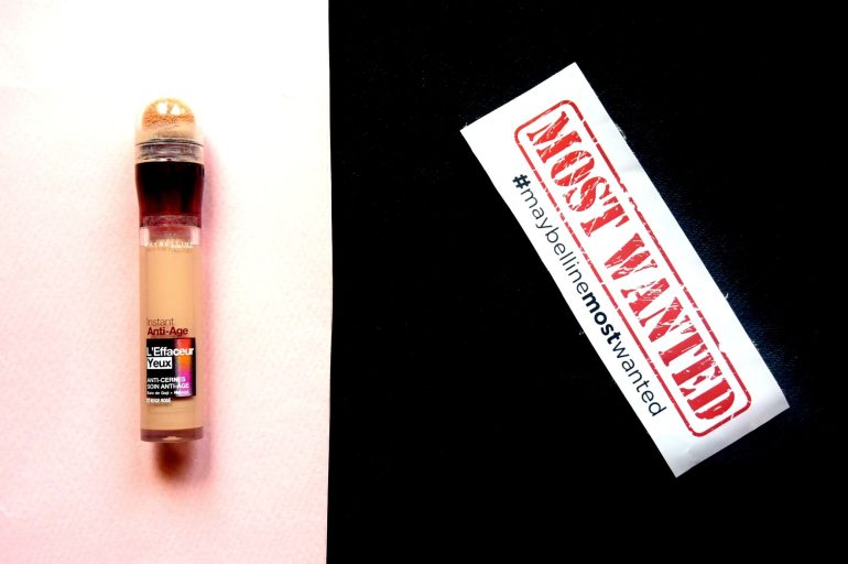 Maybelline's Most Wanted Concealer | Review