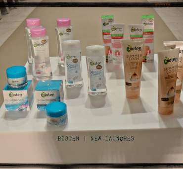 New Skincare Products | Bioten