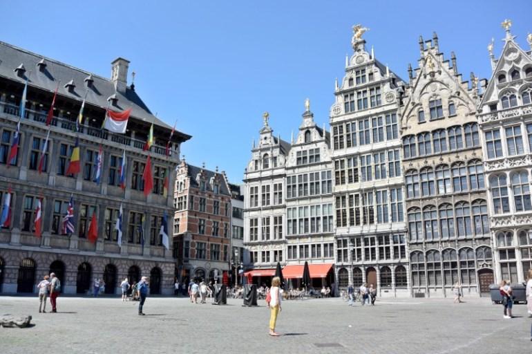 Mini Trip To Antwerp   Belgium