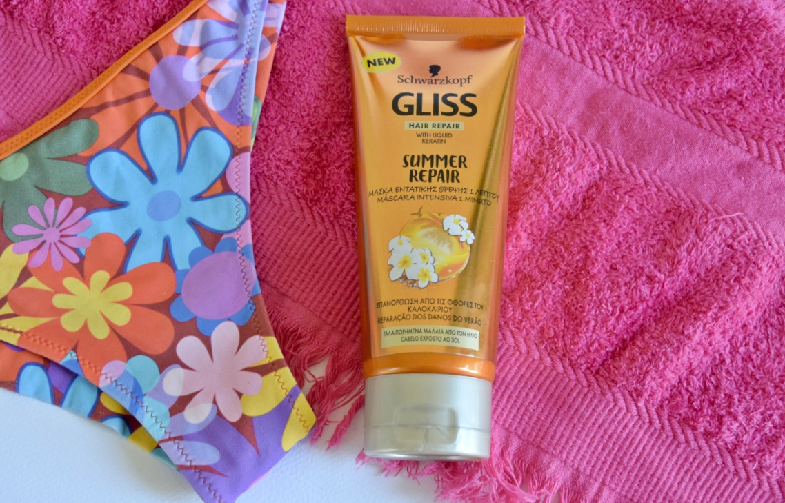 Gliss Repair Mask