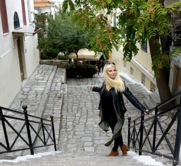 Βόλτα στην Πλάκα | Outfit Of The Day