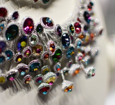 The Amazing Rainbow Paradise By Swarovski