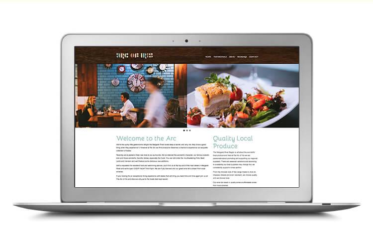 The Arc of Iris Website