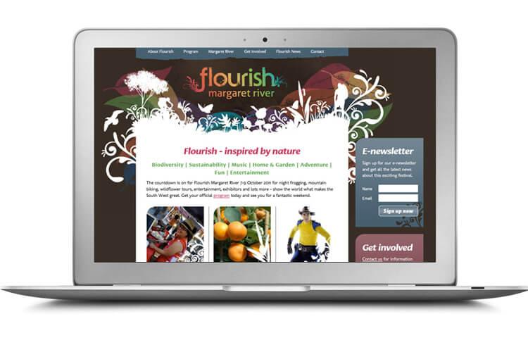 Flourish Website