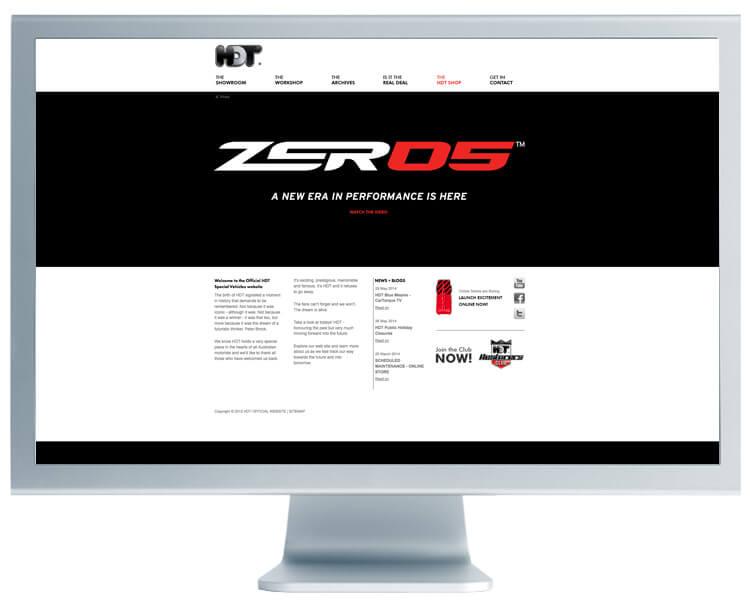 HDT Website