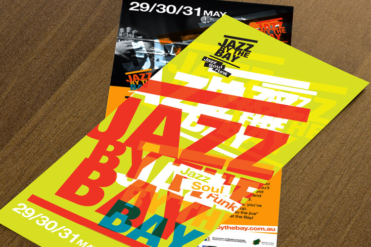 Jazz by the Bay Poster
