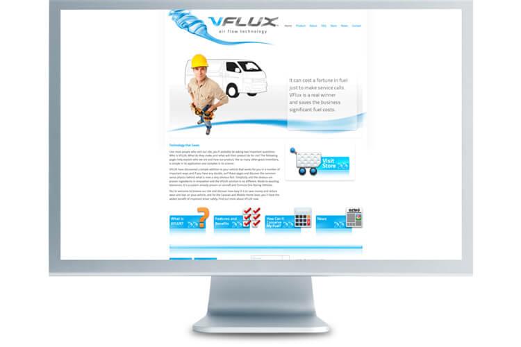 VFLUX Website