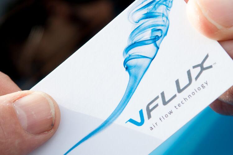 VFLUX Business Card