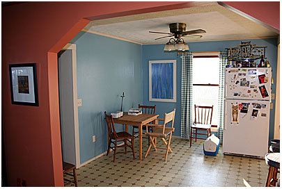 Living and Dining Colors