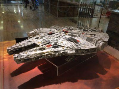 Lego Millenium Falcon