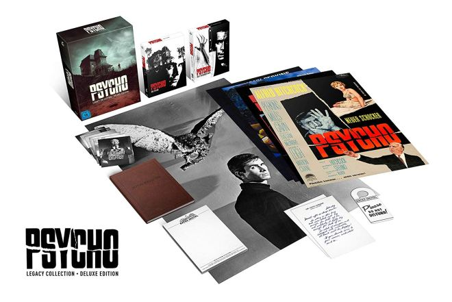 Psycho Legacy Collection Deluxe Edition