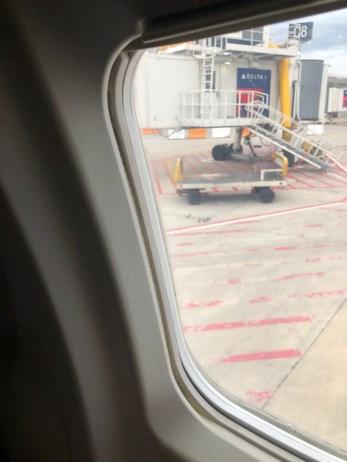Awaiting Takeoff
