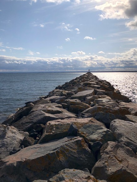 Harbor Causeway/Lake Superior