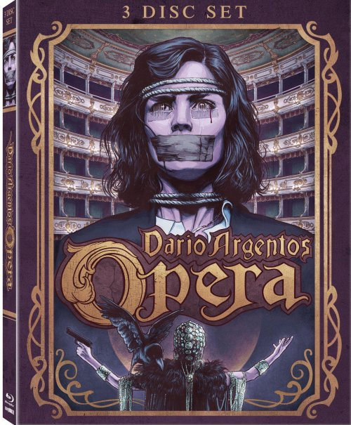 Opera 3-Disc Limited Edition Blu-ray