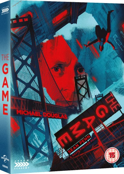 The Game Limited Edition Blu-ray