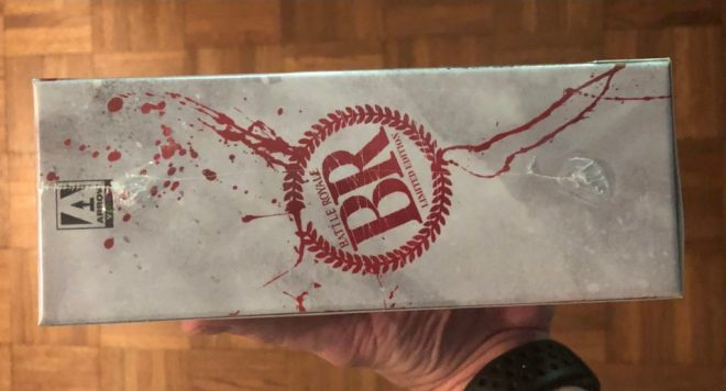 Arrow Video Battle Royale 4K UHD Limited Edition