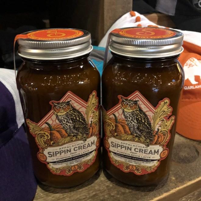Sugarland's Pumpkin Spice Latte Sippin' Cream