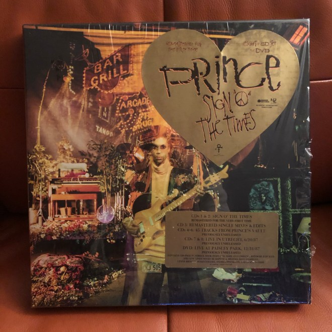 Prince's Sign 'o the Times Super Deluxe Edition