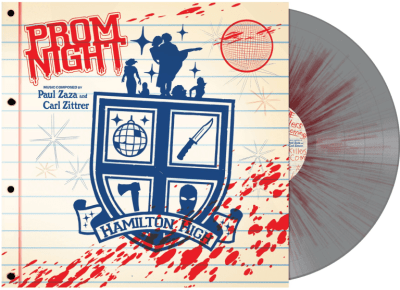 Prom Night Bloody Disco Ball Variant