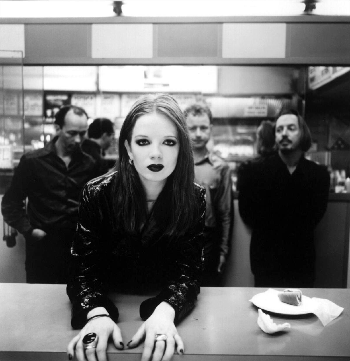 Pour your misery down: Garbage turns 25   The Bozho