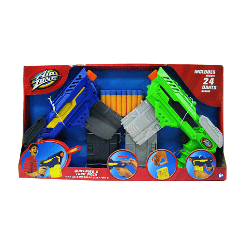 Brag Worthy Christmas Prime Time Toys Air Zone Quickfire