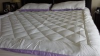 Give Your Bedding an Upgrade! Brylane Home Fiber Bed ...
