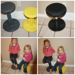 Wobble Chair Adhd Wooden High Uk Kore Kids Review