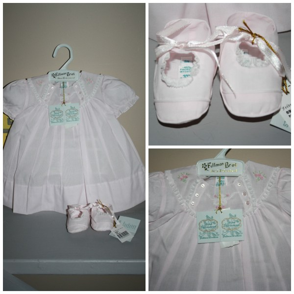 Feltman Brothers Heirloom Baby Clothing Perfect Easter
