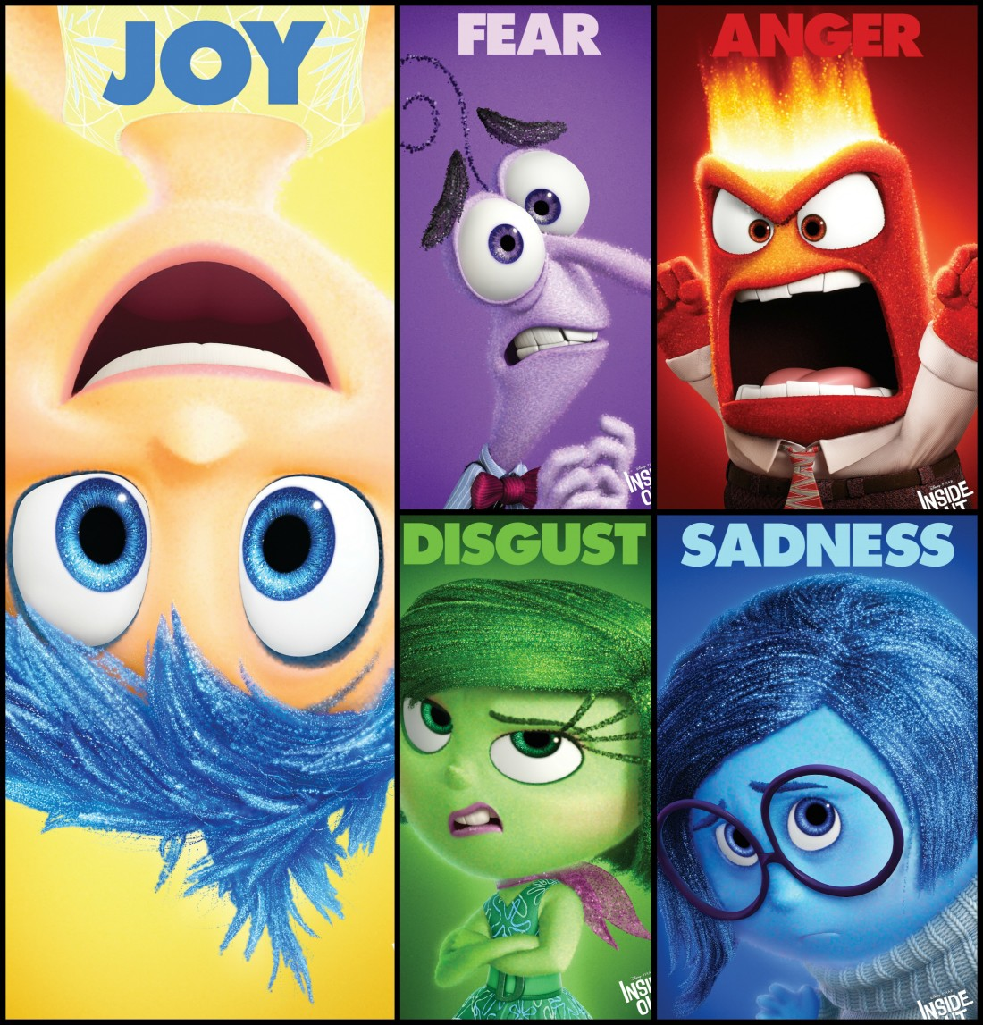A Look Inside Pixar S Inside Out With The Producer