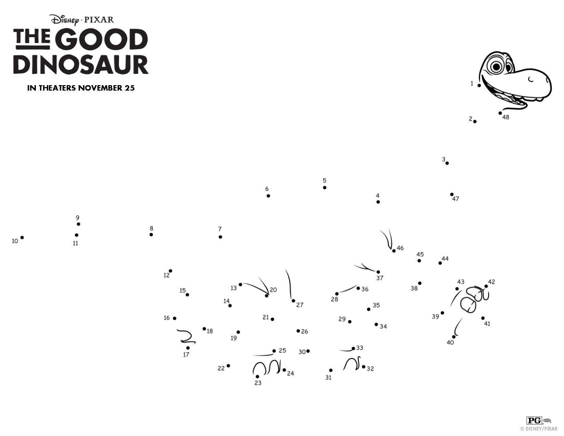 The Good Dinosaur Pumpkin Stencil Amp Other Printable
