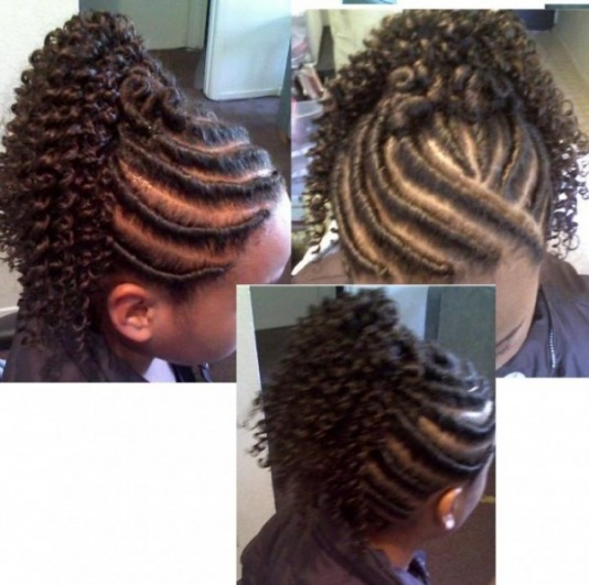 quickly hair grow twist