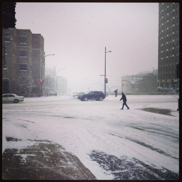 Wintery Hell