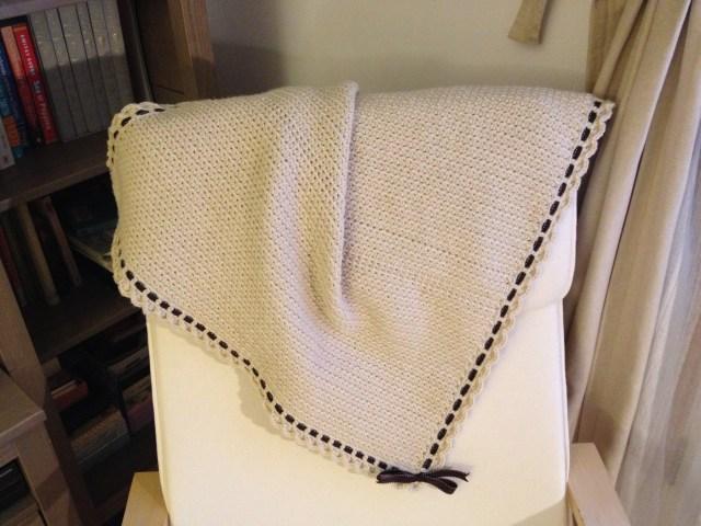 Tiramisu blanket 2