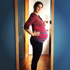 thebraininjane.com 34 weeks pregnant