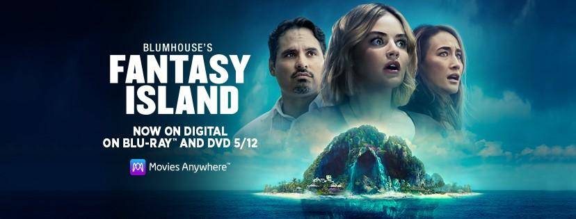 Fantasy Island 2020 Poster