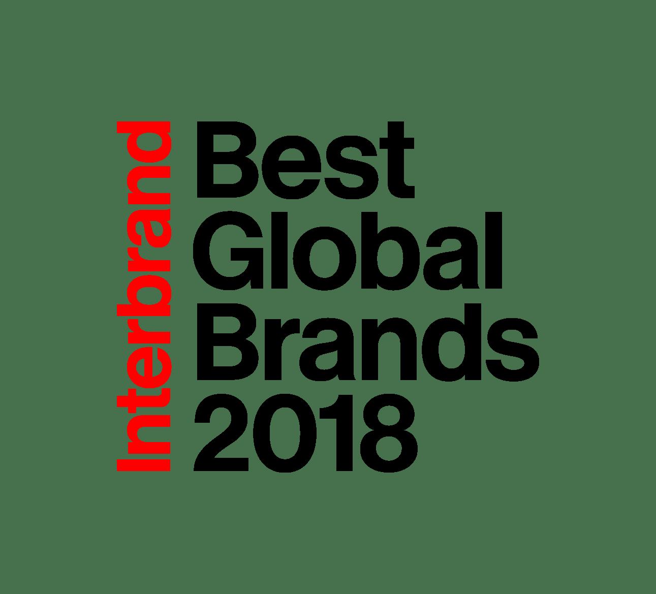 Interbrand Releases 2018 Best Global Brands Report