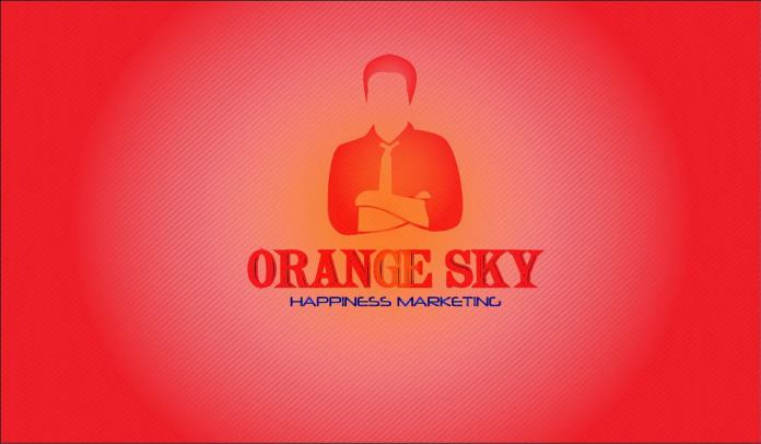orange sky ready made logos
