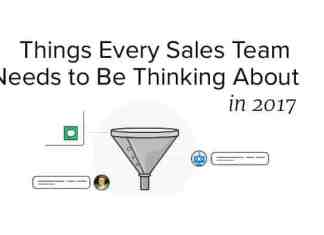 things every sales person think