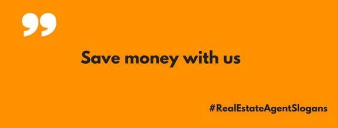 slogans for real estate agent