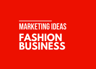 marketing ideas fashion business