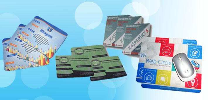 mouse pads printing branding