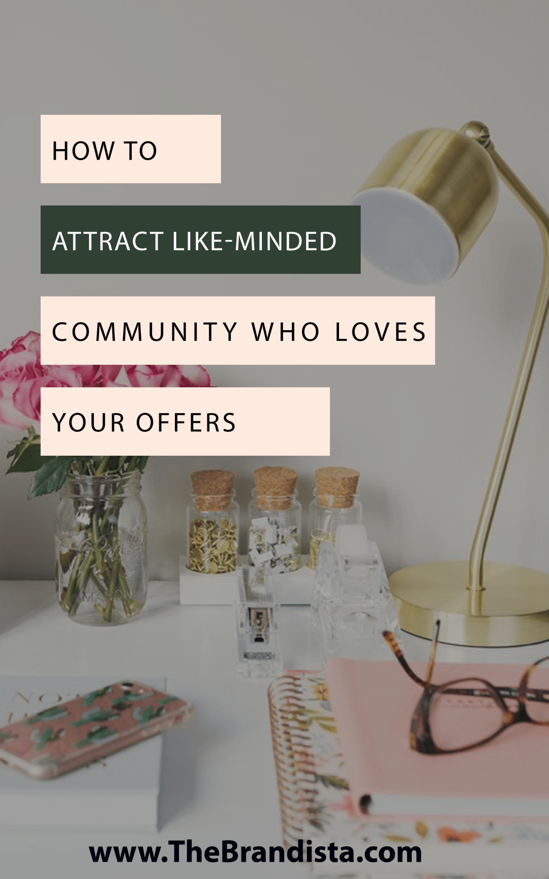 How To Attract Like Minded Community